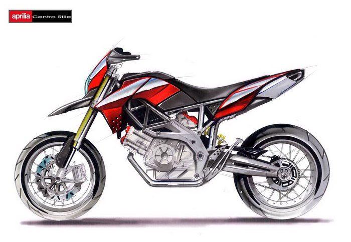 Aprilia SMV 750 DORSODURO 2012 - 26