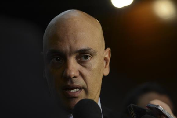 Alexandre de Moraes extinguiu o pedido de criação do Imposto sobre Grandes Fortunas (IGF) - Créditos: Elza Fiúza/Arquivo Agência Brasil