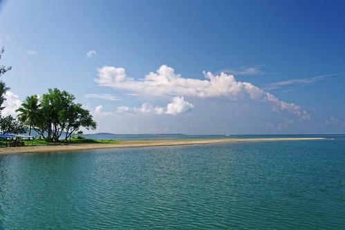 vanuatu efate beach melebay