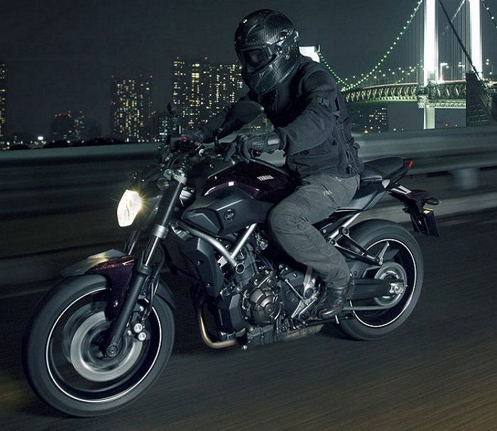 Yamaha MT-07 700 2015 - 8
