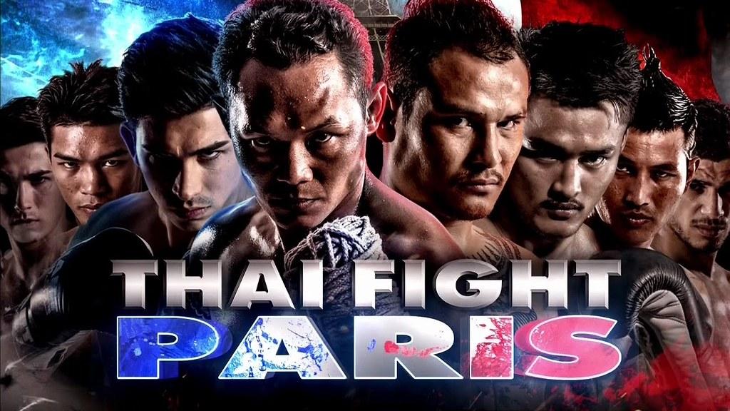 Liked on YouTube: ไทยไฟท์ล่าสุด ปารีส เต็งหนึ่ง ศิษย์เจ๊สายรุ้ง 8 เมษายน 2560 Thaifight paris 2017