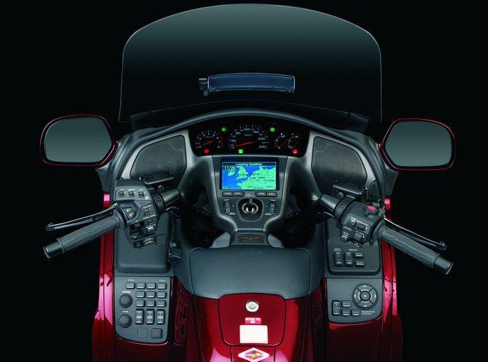 Honda GL 1800 GOLDWING 2006 - 6