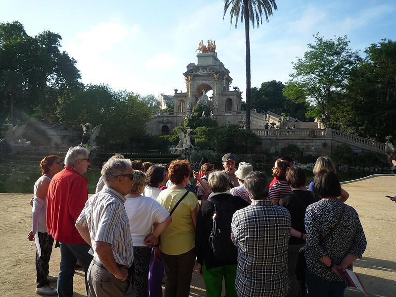 Descobrint el Parc de la Ciutadella