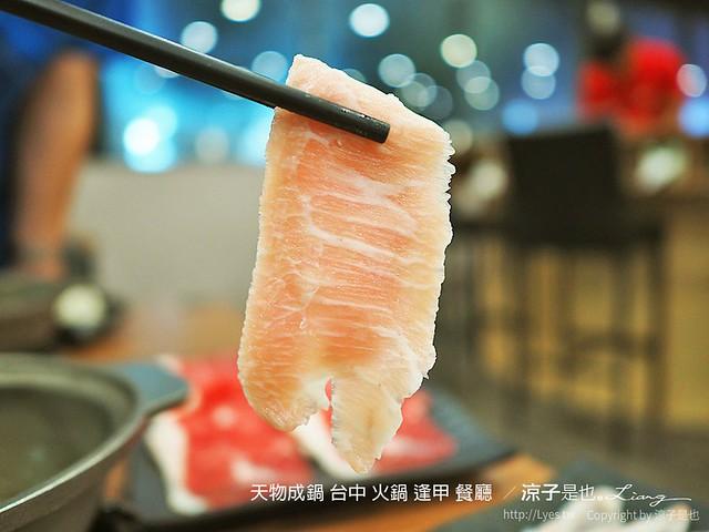天物成鍋 台中 火鍋 逢甲 餐廳  64