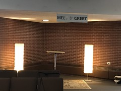 Forefront Church - Meet and Greet Area