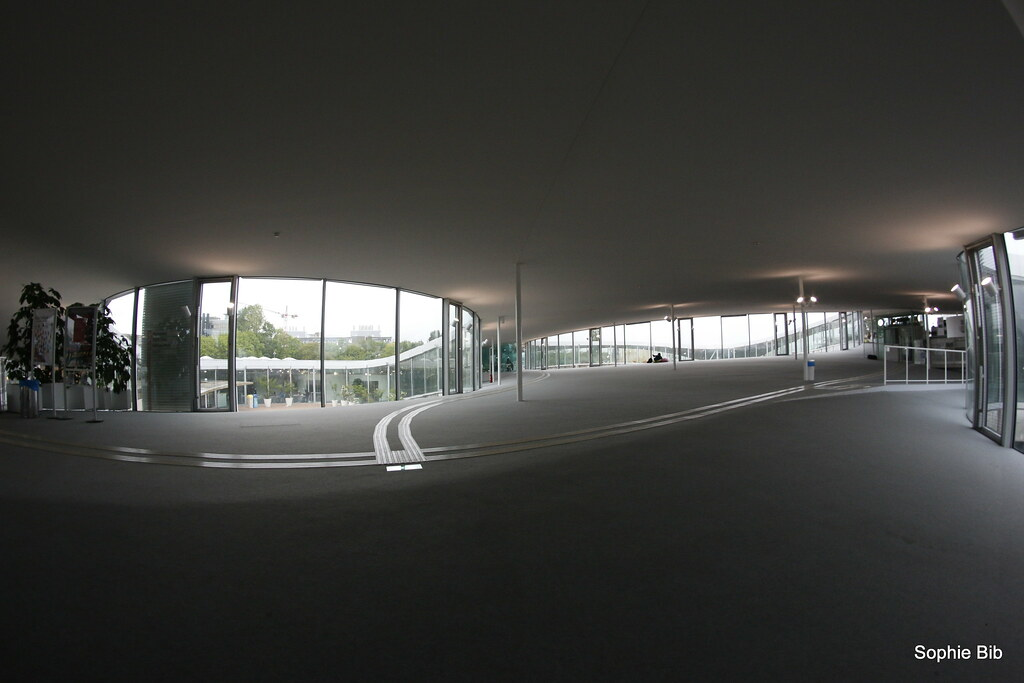 voyage ABF (Rolex learning center)