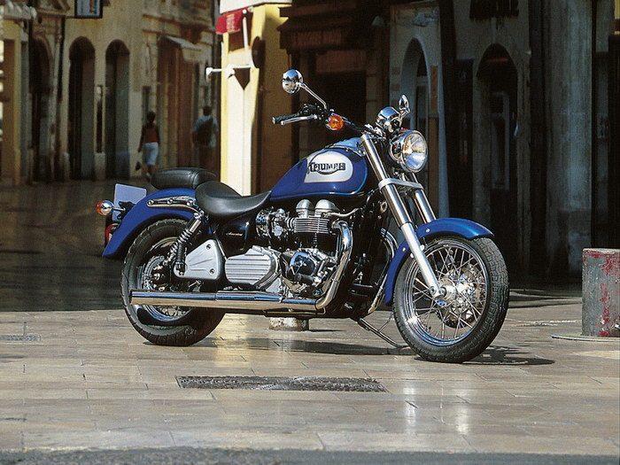 Triumph 800 BONNEVILLE AMERICA 2001 - 37