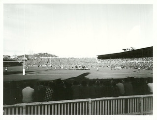NZ Maoris versus British Lions, Eden Park, Auckland (1977)