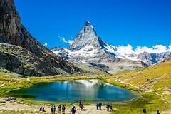 Luxusní dovolená ve švýcarských Alpách