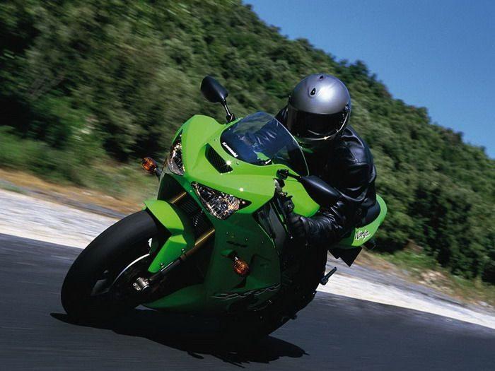 Kawasaki ZX-6RR 600 2003 - 6