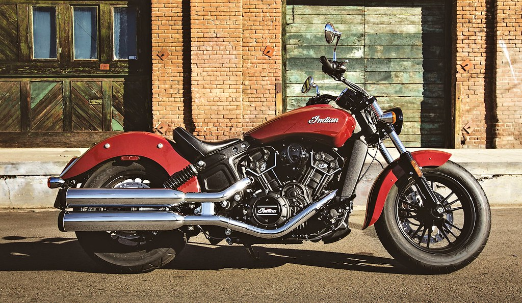 Indian 999 SCOUT Sixty 2018 - 6