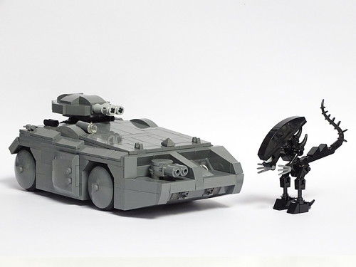Colonial Marines M577 APC (from Aliens)