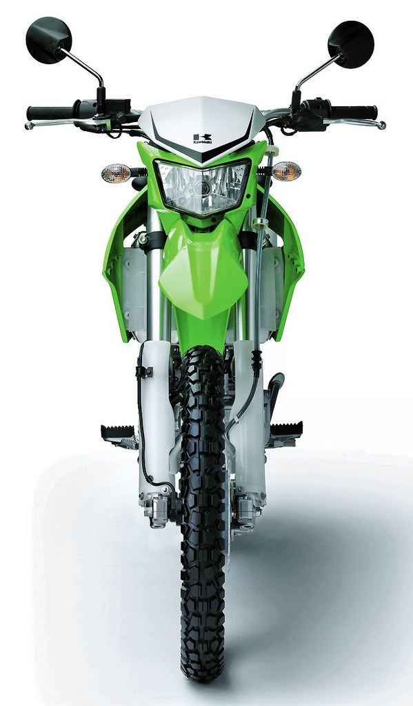 Kawasaki KLX 250 2012 - 6