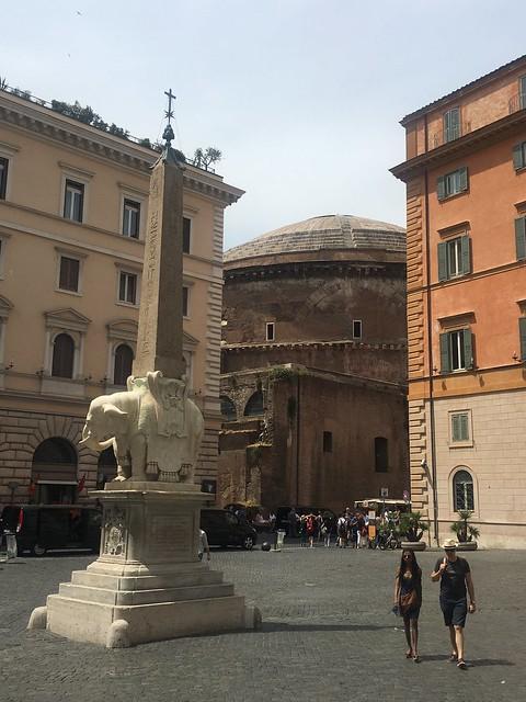 Bernini's elephant