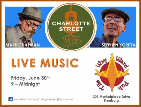 Charlotte Street 6-30-17