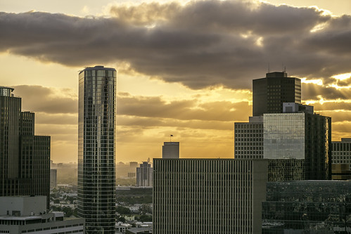 2017 chevron hff harriscounty houston houstoncenter mabrycampbell may texas usa architecture building buildings cityscape downtown image orange photo photograph skyline sunset