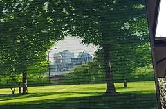 Mural Detail - Habitations Jeanne-Mance
