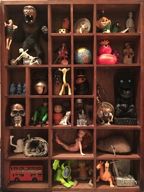 Shadow Box Cabinet Collection
