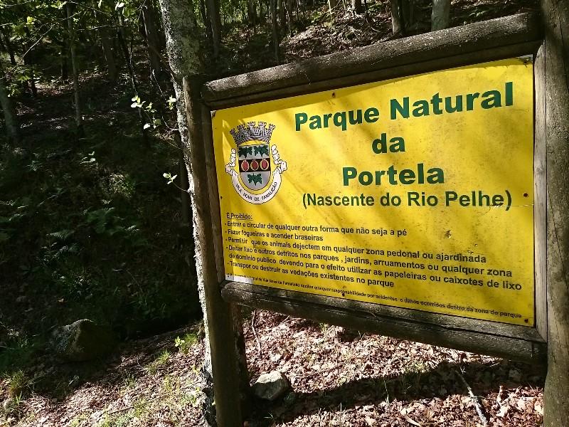 Parque Natural da Portela ao abandono