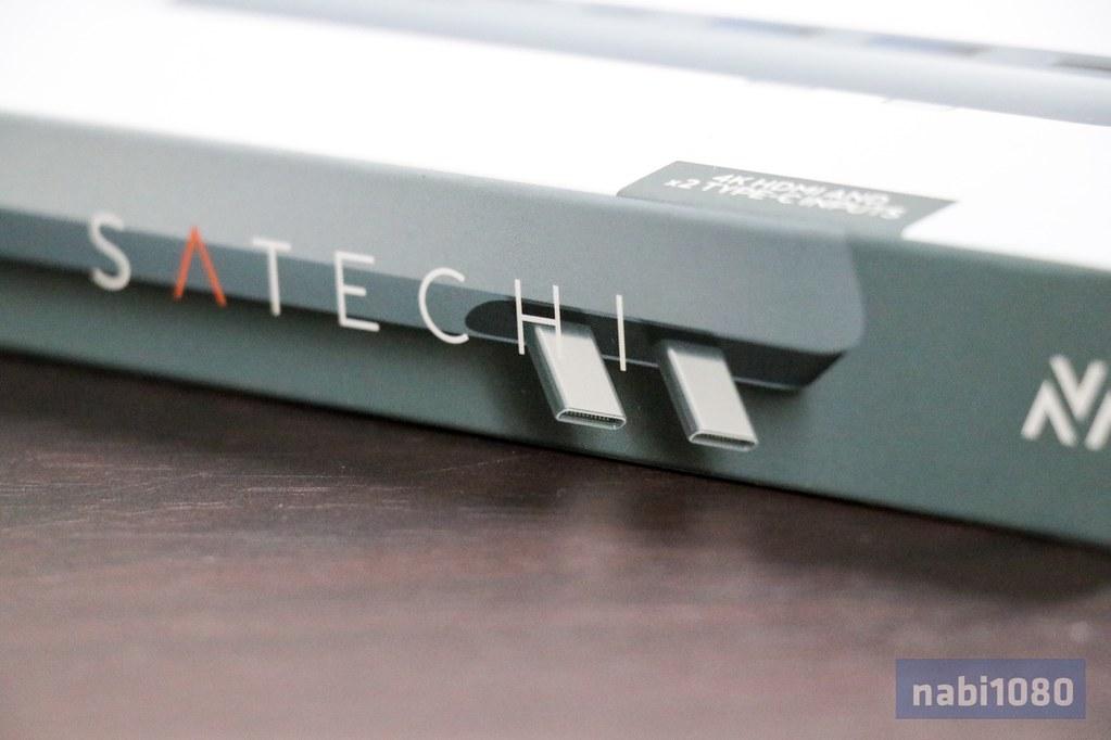 SATECHI USB-C HUB03