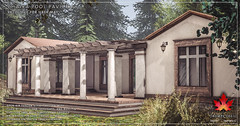 Trompe Loeil - Chiara Pool Pavilion for Uber May