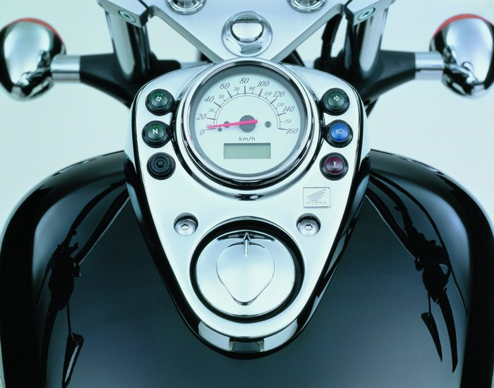 Honda 125 Shadow VT 2006 - 18