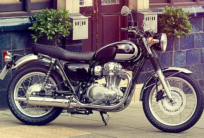 Kawasaki W 800 2012 - 11