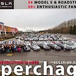 08.02.14: Supercharger @ Raststätte Rose de la Broye, Lully