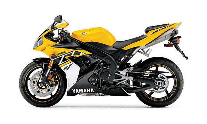 Yamaha YZF-R1 1000 EDITION 50eme ANNIVERSAIRE  2006 - 2