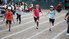SAKURAKO - The Athletic Festival in Elementary School.(2017)