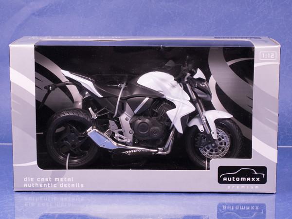 レビュー スカイネット 1/12 完成品バイク HONDA CB1000R