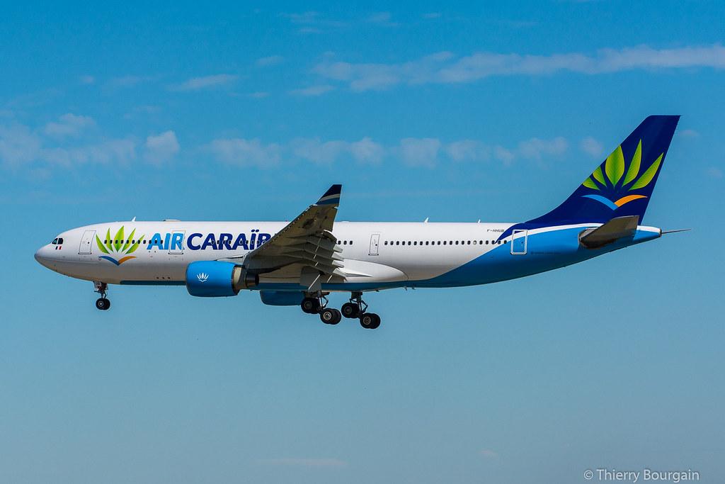 F-HHUB - A332 - Air Caraibes