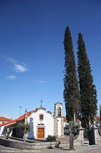 Igreja Paroquial de Silvã de Cima - Portugal