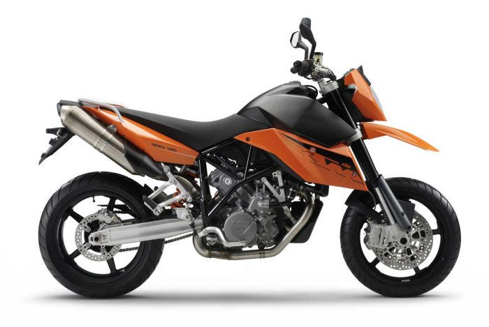 KTM 990 SM Supermoto 2008 - 2