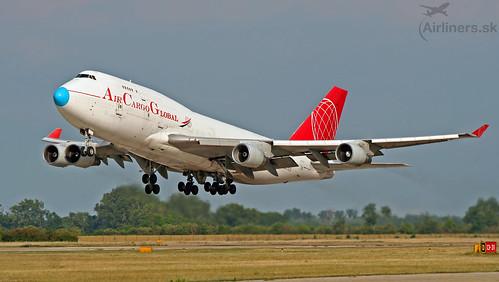 OM-ACG / ACG Air Cargo Global / Boeing 747-409(BDSF)