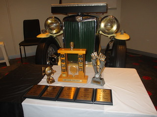trophies won