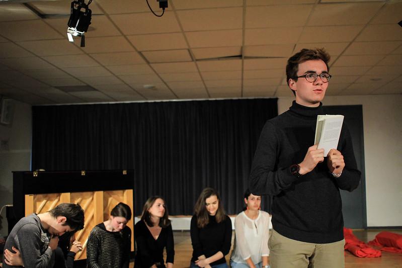 Atelier Théâtre - Les Suppliants - 7