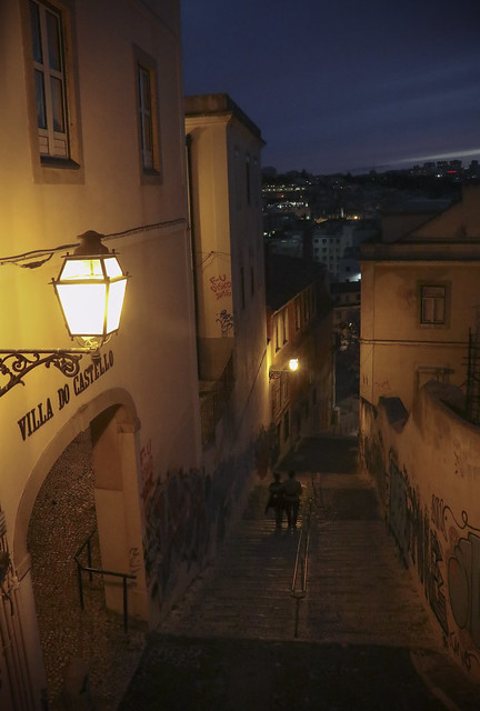 Risbon Street - Evening