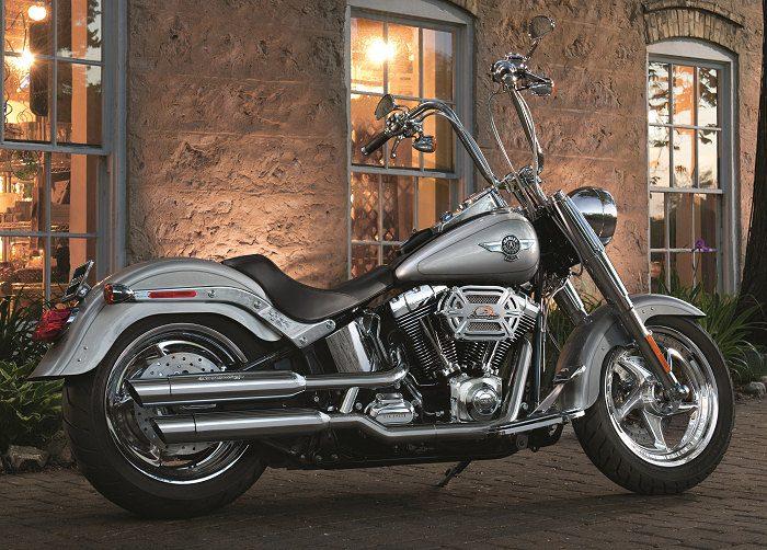 Harley-Davidson 1690 SOFTAIL FAT BOY FLSTF 2014 - 16