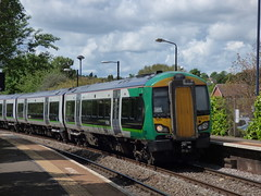 Cradley Heath Station
