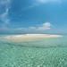 Small photo of Small sandy island