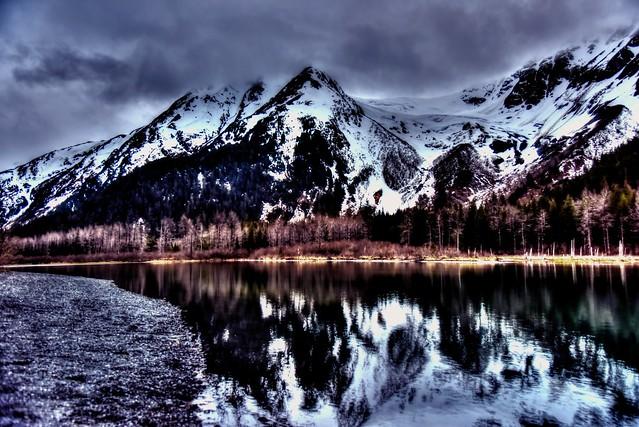 Landscaped @ Alaska