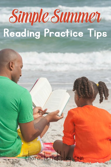 Simple Summer Reading Tips