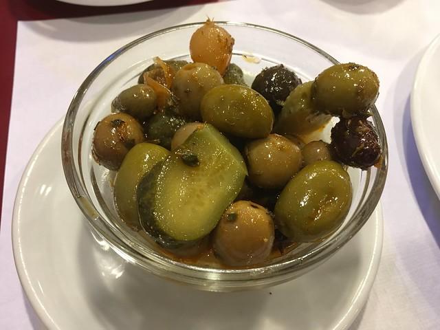 Olives - El Berro