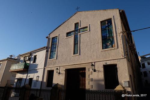 Iglesia de Benalúa de las Villas