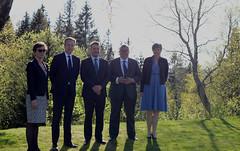 Nordisk utenriksministermøte i Oslo, 23.-24. mai