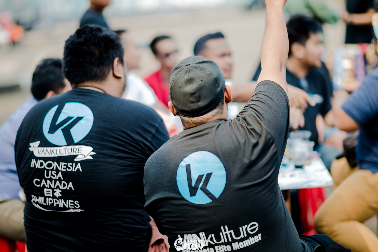 VK Indonesia Family Meet May 2017
