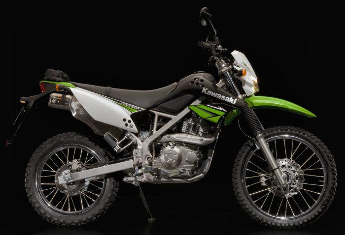 Kawasaki KLX 125 2012 - 2