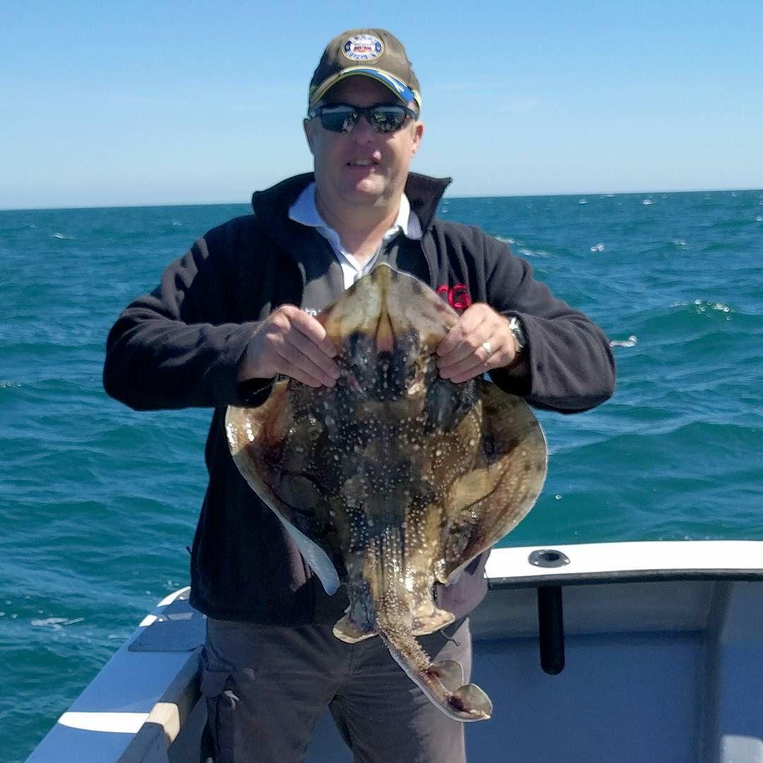 #amarisaweymouth #undulateray #fishingtrip