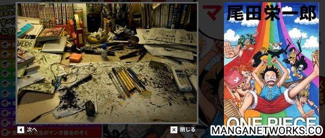 34838418146 9227b1d695 o Nơi làm việc của các Mangaka nổi tiếng sẽ như thế nào ?